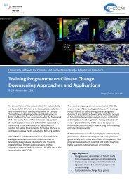 Download Brochure - UNU-ISP - United Nations University