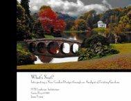 C ase S tu dies - Landscape Architecture Department, UC Davis ...