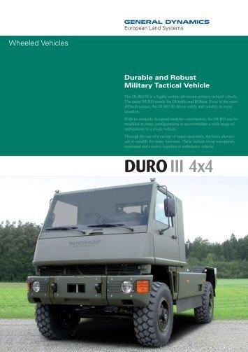 DURO III 4x4