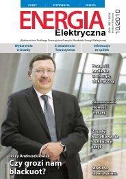 numer 10/2010 - E-elektryczna.pl