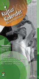 Porträts Reports - Kulturkalender Marzahn-Hellersdorf