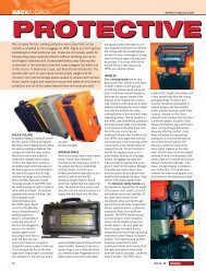 PROTECTIVE - Technical Rescue Magazine