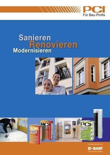 Sanieren - Renovieren - Modernisieren - Fliesen Lerche