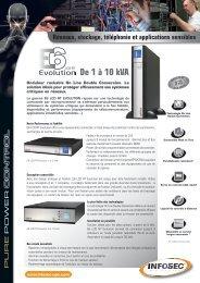 Documentation E6 LCD RT Evolution - Infosec