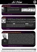 Al Noor Newsletter - Majlis Khuddamul Ahmadiyya UK - Page 2