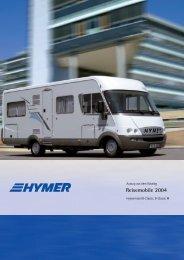 Reisemobile 2004 - HYMER.com