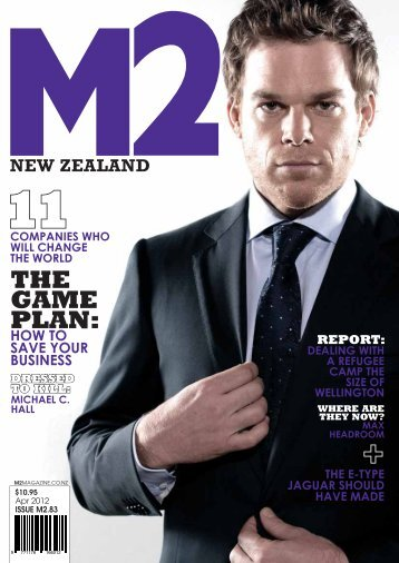 THE GAME PLAN: - M2 Magazine