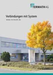 Verbindungen mit System - Termath AG
