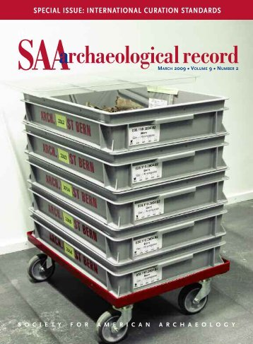 *sept04 copy - Society for American Archaeology