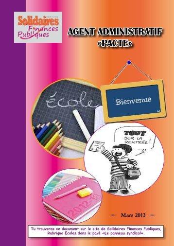 Brochure d'accueil