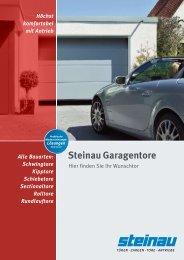 Steinau-Garagentore als PDF (9,4 MB)