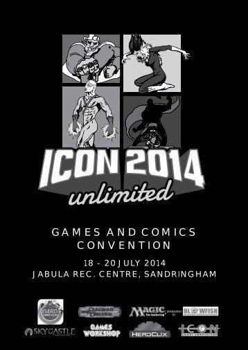 Icon Brochure 2014