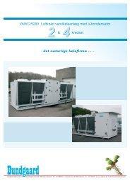 VAWC - 2/4 (100-440 kW) AWC type med V-kondensator