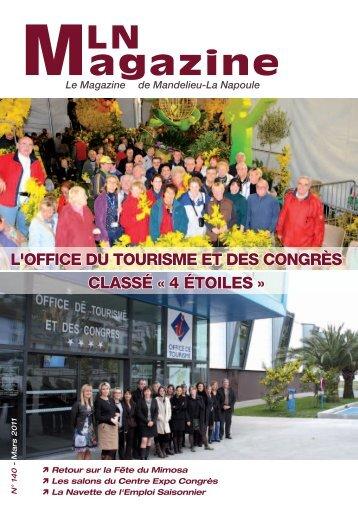 Magazine Magazine - Mandelieu La Napoule