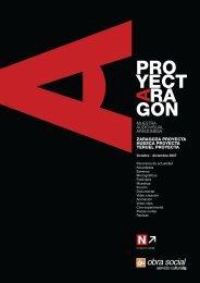 Consulte toda la programación del ciclo - Aragon Digital