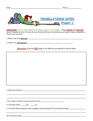 Tessellation site search.pdf - Deerlake Middle School