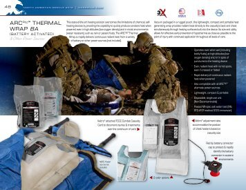 to Download the Product Information Sheet - North American Rescue
