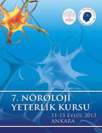 tıklayınız - Türk Nöroloji Derneği