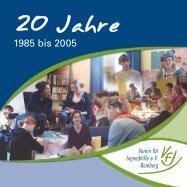 VFJ Festschrift RZ.indd - Verein für Jugendhilfe eV