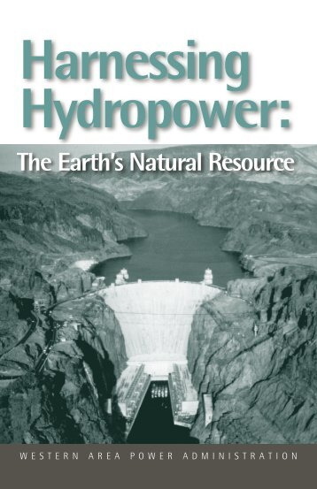 Harnessing Hydropower - Circle of Blue