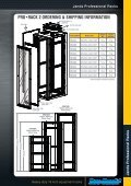 to view the Pro-Rack2 Brochure - Jands - Page 3