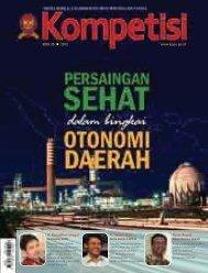 Edisi 35 Tahun 2012 - KPPU