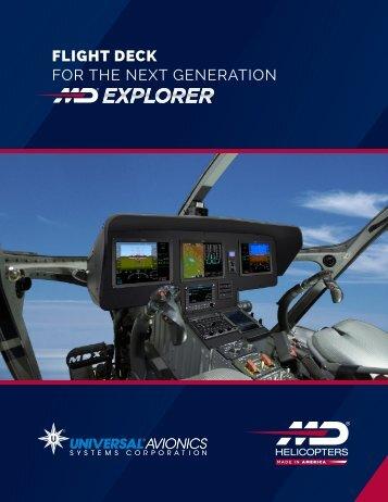 MD Explorer® - Universal Avionics
