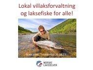 Laks og laksefisketurisme Boen 260813 - Torfinn Evensen.pdf