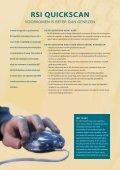 ARBO UNIE RSI QUICKSCAN - Page 2