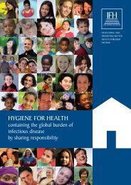 HYGIENE FOR HEALTH - Home Hygiene & Health