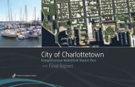 Final Report - City of Charlottetown