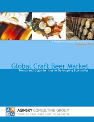 Global Craft Beer Market - Russia Blog