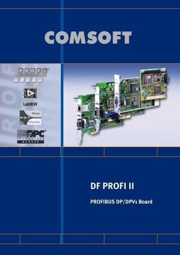 DF PROFI IIpdf, 2 pages - Comsoft