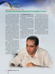 Nidal Abdel-Karim Mohammad al-Jabari Merintis ... - Kemenag Jatim