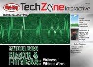 Wireless Solutions TechZone Magazine, August 2011 - Digikey