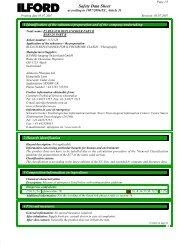 P3 BLEACH REPLENISHER PART B_(GB) - Ilford