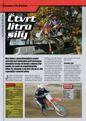 Test Honda CR 250R.pdf - Bikes.cz