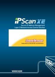 IPScan XE