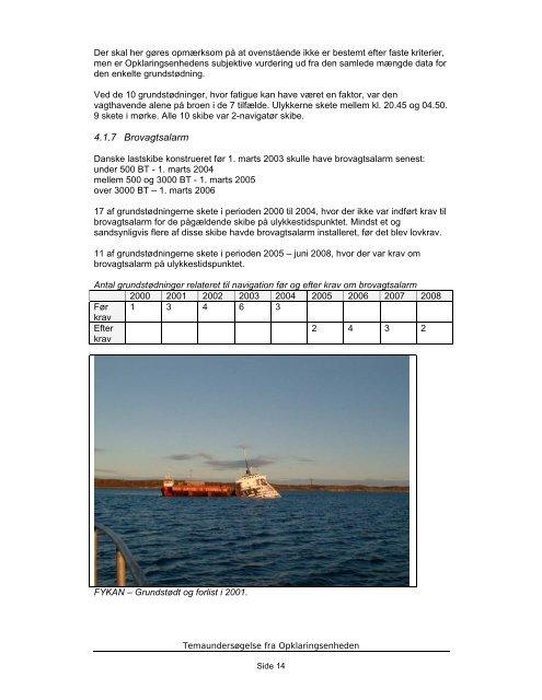 Danske lastskibe - Søfartsstyrelsen