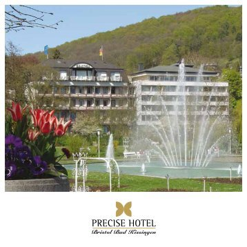 Bristol Bad Kissingen - The Precise Hotel Collection