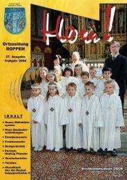Gemeindezeitung HOU 27/2008 - Roppen