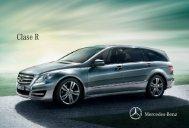 Clase R - Mercedes-Benz México