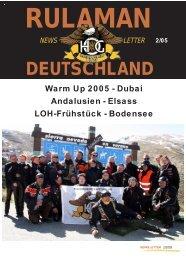 news letter - Rulaman Deutschland e.V.