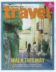 Sunday Times Travel - Hotel Rosa Alpina