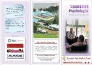 Psychology - Jerudong Park Medical Centre