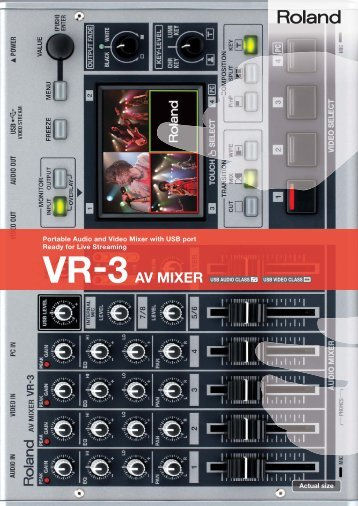 The V - Roland Systems Group