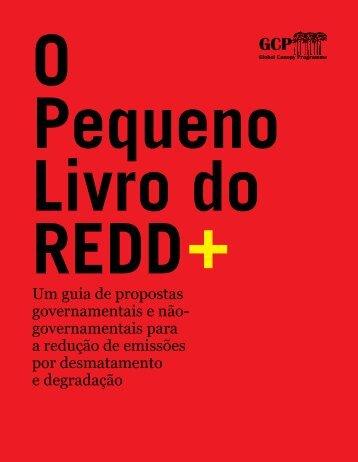 O Pequeno Livro do REDD+ - Ning