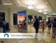 Education Advertising