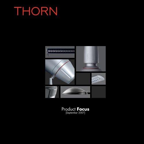 Product Focus - THORN Lighting