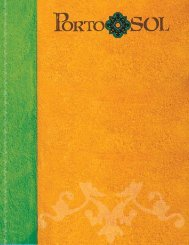 Porto Sol- Brochure - Florida Luxury Estates